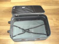 Good condition wheely suitcase.