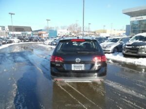 2017 Volkswagen GOLF WAGON ALL TRACK
