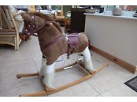 Infants Rocking Horse - Immaculate Condition