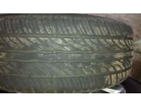 205 60 15 tyres and rims excellent condition