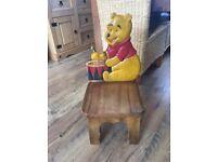 Child's Pooh Bear Chair 💕