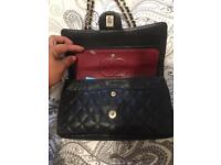 Genuine leather Quilted bag