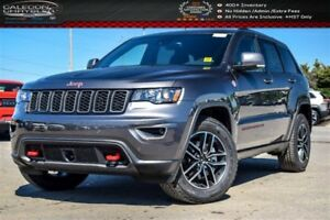 2017 Jeep Grand Cherokee New Trailhawk|4x4|Sunroof|Blindspot|Bac