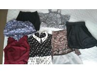 Assortment of Teen/ Young Lady Clothes. Sizes Teen and 4.