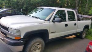 Chevrolet silverado tailgat hydraulique