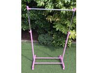 Adjustable Childs Hanging Rail