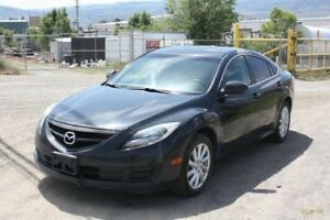 2012 Mazda Mazda6 GS NEW SUMMER SIZZLE SALE PRICE $9980!!