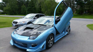 2001 Custom Made Pontiac Sunfire Coupe (2 door)