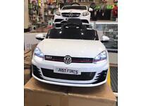 Volkswagen Golf GTi 12V Ride On Electric Car