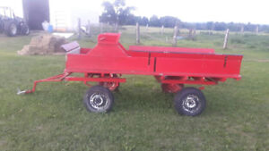 Horse Drawn Wagon for Sale