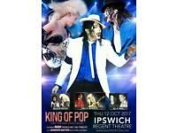 2x Michael Jackson