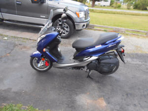 REDUCED AGIN In PRICE 2015 Yamaha SMAX 155cc Scooter