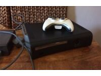 Xbox 360 HDMI version with one controller and power supply