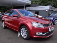 Volkswagen Polo 1.0 BlueMotion Tech SE 5dr (start/stop), FACELIFT MODEL, 1 OWNER, SUPERB CONDITION