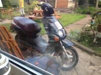 Yamaha neos 100cc