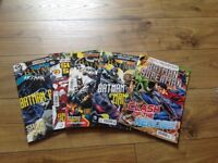 Collection of 5 DC Comic Book