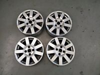 Ford Puma Alloy Wheels x4