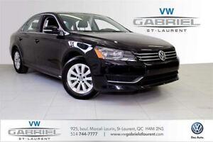 2014 Volkswagen Passat TRENDLINE  1.8T! JAMAIS ACCIDENTE