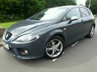 2008 SEAT LEON FR 2.0 TDI 170-BHP*FSH*SUPERB CONDITION*#CUPRA#VXR#BMW#GOLF#AUDI#ST#TYPE R