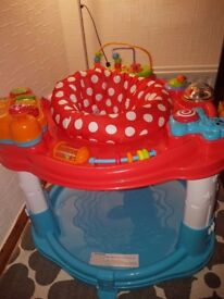 CHAD VALLEY ACTIVITY SAUCER/ TOY /GAME /BABY