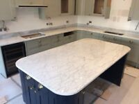 Granite, Quartz and Marble worktops