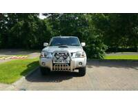 Nissan Navara very low milage excellent condition