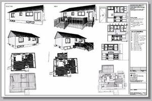 Permit Drawings Ottawa area