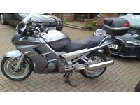 motorbike sale and garage clearout gs 1200 adventure sold yamaha fjr 1300,sherco 300,montesa 4rt,