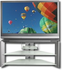 """50"""" Sony LCD TV with stand"""