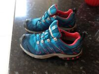 Ladies Solomon Cross Trainers UK 7.5