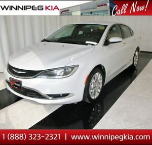 2015 Chrysler 200 C AWD *No Accidents!*