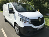 2014 64 RENAULT TRAFIC SL27 BUSINESS 1.6DCI 115BHP 1 OWNER ANY UK DELIVERY