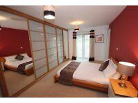 Modern Double Room in Kings Cross N1 London