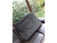 Three Large Black Bags for storage or travel. Need a new home ... £5 each or £15 for all three