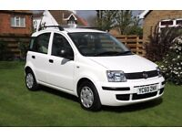 Fiat Panda 1.2 Active EU5 FSH 12,900 miles only 5dr £30 a year tax