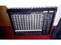 vintage Allen & Heath SD12-2 mixer