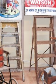A pair of Step Ladders