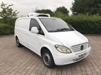 2006 Mercedes-Benz Vito 2.1 109CDI Dualiner FRIDGE / CHILLER VAN, MARCH MOT, EXCELLENT CONDITION