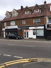 Commercial Shop Office PLUS Storage available for rent. High Street Canvey Island
