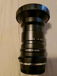 Kowa LM28CLS Wide Angle Lens MINT.