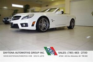 2009 Mercedes-Benz SL-Class SL 63 AMG 18,000KMS! NO ACCIDENTS