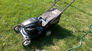 Craftsman push mower 7hp