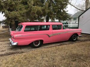 1957 Delrio Ranch Wagon