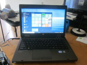 HP core i5 business laptop