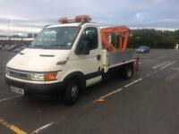 IVECO DAILY HIAB GREAT TRUCK. Ford pick up vans