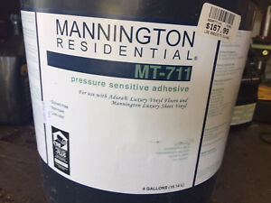Mannington Residential. MT-711 Pressure Sensitive  Adhesive