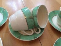 Royal Tudor tea set