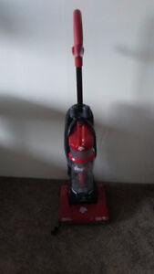 Dirt Devil Red Upright Vacuum cleaner