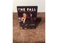 The Fall DVD series one and two complete