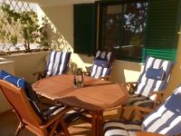 Holiday Apartment Rental, small complex with large Pool. East Portugal